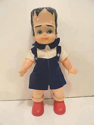 """1965 IDEAL Mini-Monsters Doll (aka Baby Munsters) """"FRANKY"""" RARE MINT & COMPLETE"""