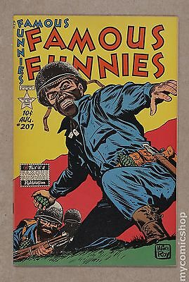 Famous Funnies (1934) #207 FN- 5.5