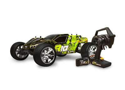 Rage RC C1000 R10ST 1/10 Scale Brushless Stadium Truck, RTR, with Battery  C1000