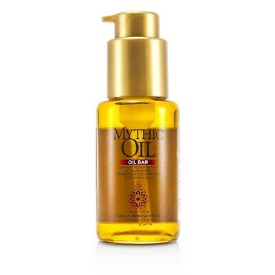 L'Oreal Professionnel Mythic Oil Protective Concentrate with Linseed Oil 50ml