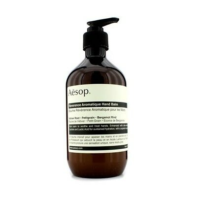 Aesop Reverence Aromatique Hand Balm 500ml Hand & Foot Care