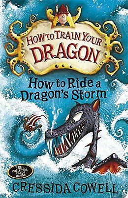 How to Ride a Dragon's Storm (Hiccup) by Cressida Cowell | Paperback Book | 9780