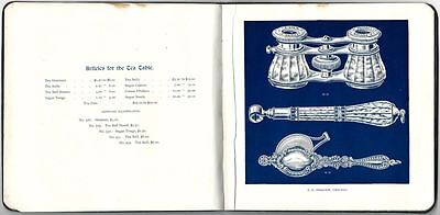 Circa 1900 Sterling Silver & Accessories Catalog - C.D. Peacock - Chicago