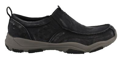 Skechers Larson Bolton  On Shoes Wide Width Mens Casual Shoes