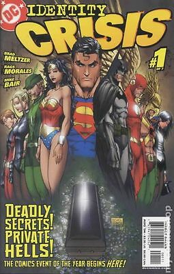 Identity Crisis (2004) #1A FN