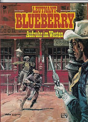 Leutnant Blueberry # 2 - Aufruhr Im Westen - Ehapa Comic Collection 1994  - Top