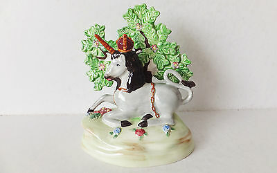 Rare Beswick Old Staffordshire Unicorn 2094