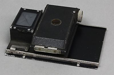 Unbranded 828 Roll Film Adapter for 4x5 Large Format Camera