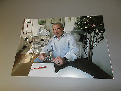 Richard Russo Empire Falls  signed autograph Autogramm 8x11 photo in person