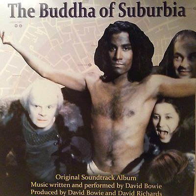 "David Bowie "" The Buddha Of Suburbia "" * Red / Green Vinyl Lp * Soundtrack New"