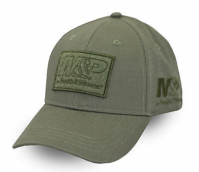 M&P by SMITH & WESSON *MILITARY GREEN TWILL* HAT CAP *NEW* MP24