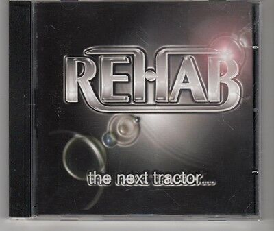 (HH583) Rehab, The Next Tractor, 10 tracks various artists - 1999 CD