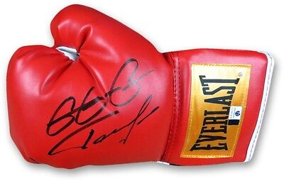 Gennady Golovkin Signed Autographed Everlast Boxing Glove Red Left GV865438