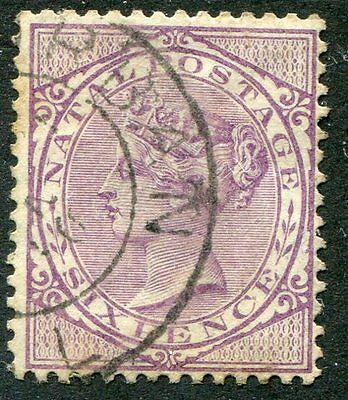 NATAL  49  Very  Nice  Used  Issue   VICTORIA  UPTOWN 24891