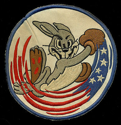 USAF 90th Fighter Squadron Patch S-24