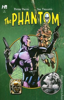 Phantom (2014 Hermes Press) #2 VF