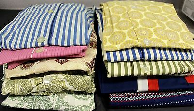 Vintage Lot Boys Pajamas 1960s-70s Weldon Haddon Hall Manhattan 10 sets Sz B C