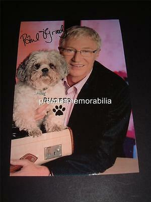 The Paul O'grady Show Signed (Printed) + Buster Photograph