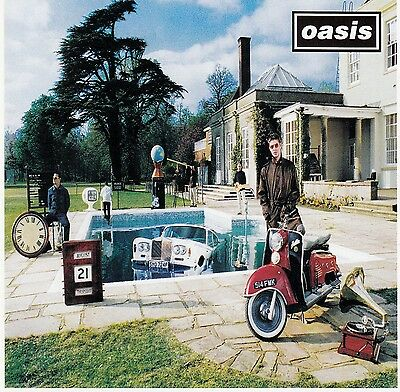 Oasis : Be Here Now / Cd - Top-Zustand