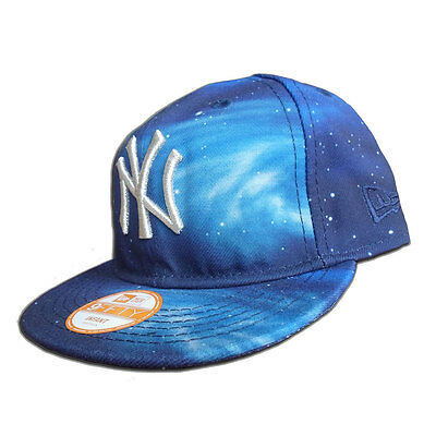 New York Yankees INFANT Galaxy 9FIFTY [950] MLB Snapback Cap