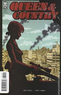Queen and Country (2001) #30 VF