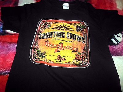 Counting Crows Hard Candy T-Shirt Medium