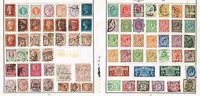 4 Pages Gb, Revenues, Officials Etc   F-Vf Used + Mlh   (Aym24