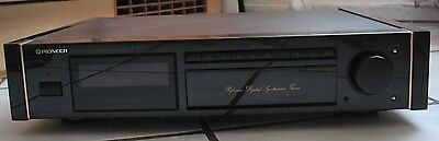 Pioneer F-93 AM/FM Stereo Tuner # High End Urushi Reference  #