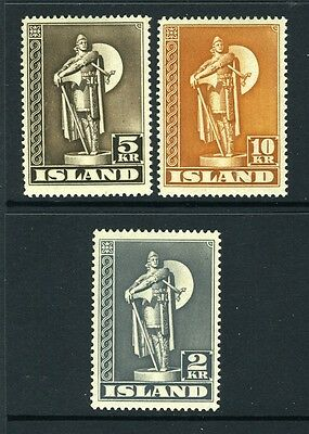 #229-231 Perf 14 -  COMPLETE SET  MINT ( Hinged) and NICE  cv$46.00