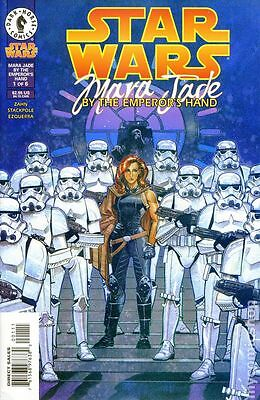 Star Wars Mara Jade By the Emperor's Hand (1998) #1 VF
