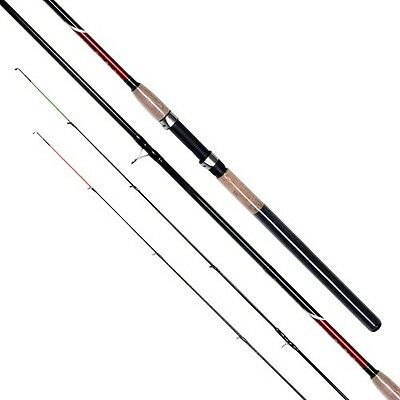 NEW Shakespeare Omni 10ft Feeder Fishing Rod - 2 Piece - 1270392