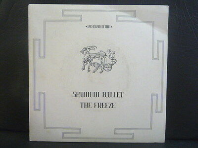 """Spandau Ballet """" The Freeze """"   Ex Cond.in Pic Sl."""