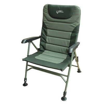 NEW Fox Warrior XL Arm Fishing Chair - Warrior XL - CBC043