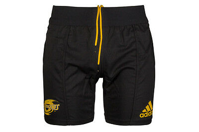 adidas Hurricanes 2017 Territory Players Super Rugby Shorts