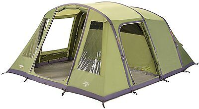 Vango Odyssey Air Beam Airbeam Inflatable Blow up Tunnel Tent Six Man Camping