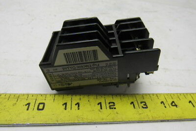 Fuji Electric TK-ON 4NK-0AM Thermal Overload Relay 2.8-4.2A 600V