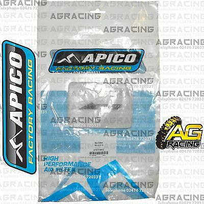 Apico Dual Stage Pro Air Filter For KTM 50 Pro Senior LC 2000-2008 Motocross New