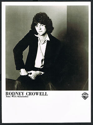 Rodney Crowell, Country-music-Musik, Songwriter, Pressefoto, press photo /118