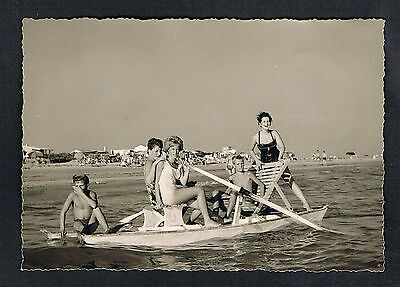 FOTO vintage PHOTO, Frau Bademode Strand, swimwear woman beach, plage femm, /46