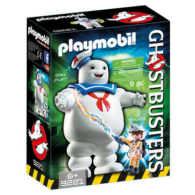 Playmobil Ghostbusters Stay Puft Marshmallow Man 9221 NEW