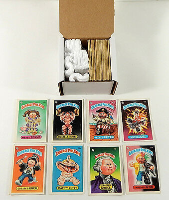 Lot of (85) 1985 Topps Garbage Pail Kids 2nd Series Sticker Cards ^ Excellent