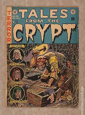 Tales from the Crypt (1950 E.C. Comics) #29 FR/GD 1.5