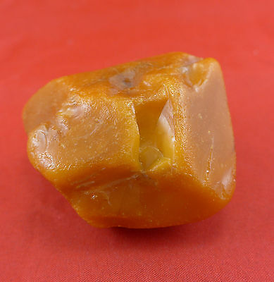 52,0 Gramm natural Baltic Butterscotch Raw Amber Roh Bernstein