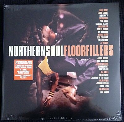 Various - Northern Soul Floorfillers (2017) 180g Vinyl 2LP NEW IN STOCK NOW