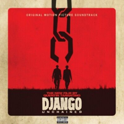 Soundtrack - Quentin Tarantino¿s Django Unchained Original Motion Pict NEW CD