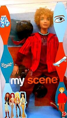 Barbie My Scene Bryant Mattel Doll B6695