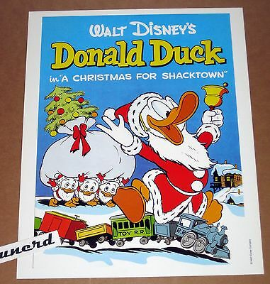 Carl Barks Kunstdruck: Cover zu Four Color Comics # 367 - Cover Art Print