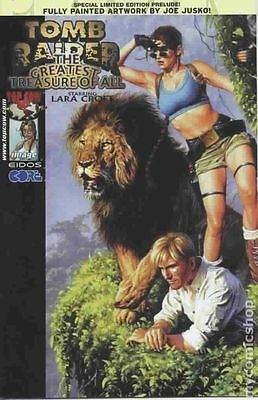 Tomb Raider The Greatest Treasure of All Prelude (2002) #1 FN
