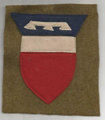 Book Of Dreams WW 1 US Army 76th Division Patch Inv# K999