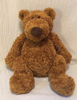"14"" Plush Gund Schlepp Teddy Bear 15069"